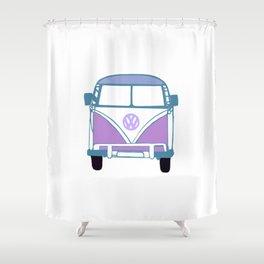 Retro Van Shower Curtain