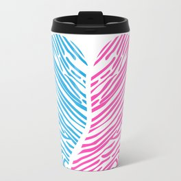 Baby footsteps Travel Mug