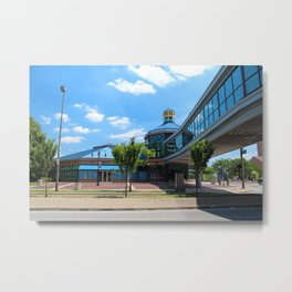 Imagination Station (formerly COSI, Portside) in Toledo Metal Print