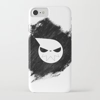 soul eater iPhone & iPod Cases featuring Soul Eater by Bradley Bailey