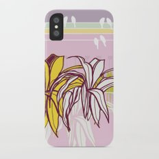 holiday Slim Case iPhone X