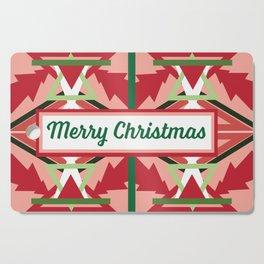 Christmas Card 1 Cutting Board