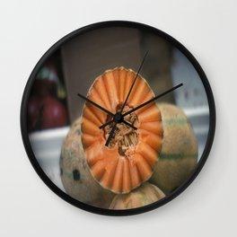 A Melon! Wall Clock