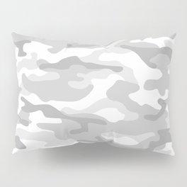Snow Camo Pillow Sham