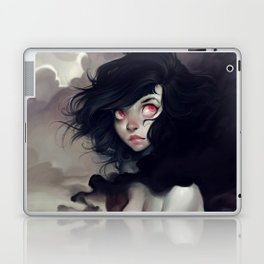 Dark Clouds Laptop & iPad Skin