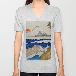 The Coast Searching Unisex V-Neck