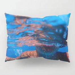Half under water Pillow Sham
