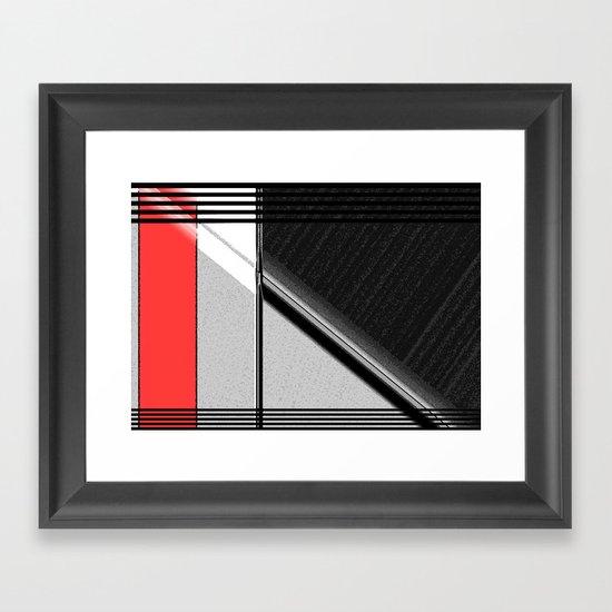 Off the Beaten Path.  Framed Art Print