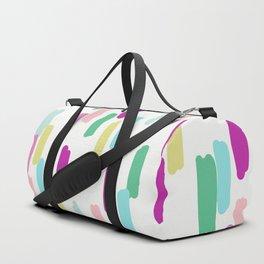 Broad Strokes Vertical Duffle Bag