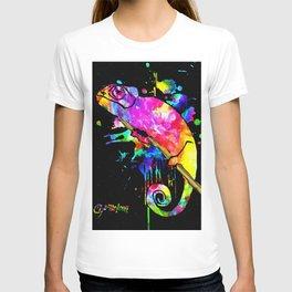 Chameleon Splash T-shirt