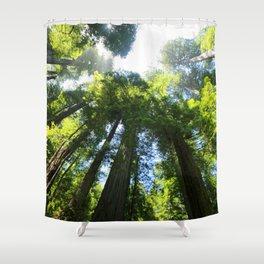 Sequoia Shower Curtain
