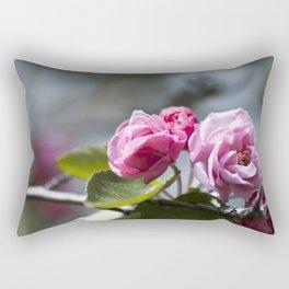 Springtime Pink Rectangular Pillow