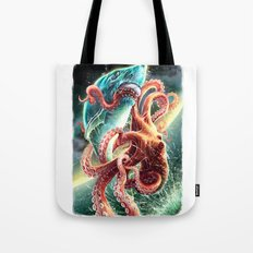 Mako Sharks Tote Bag