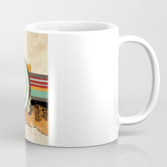 Retro Mash Up. Mug