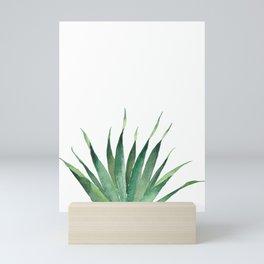 Tropical Palm Leaf #4 | Watercolor Painting Mini Art Print