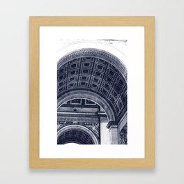 Arc de Triomphe_2 Framed Art Print