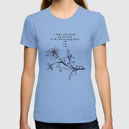 Sylvia Plath - I am T-shirt