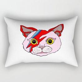Heroes Cat Head Rectangular Pillow