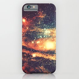 Deep space, mashups #8 iPhone Case