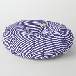 sail boat Floor Pillow