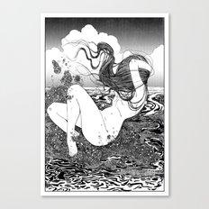 SOLARIS Canvas Print