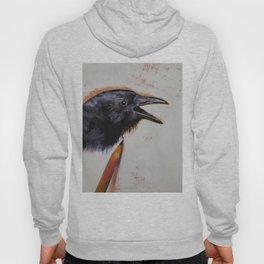Raven Sketch Hoody