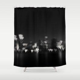 I heart San Diego ... Shower Curtain