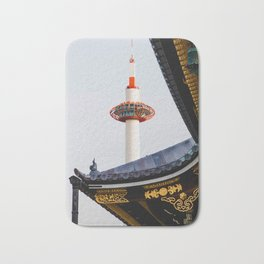 The Chinese Structure (Color) Bath Mat