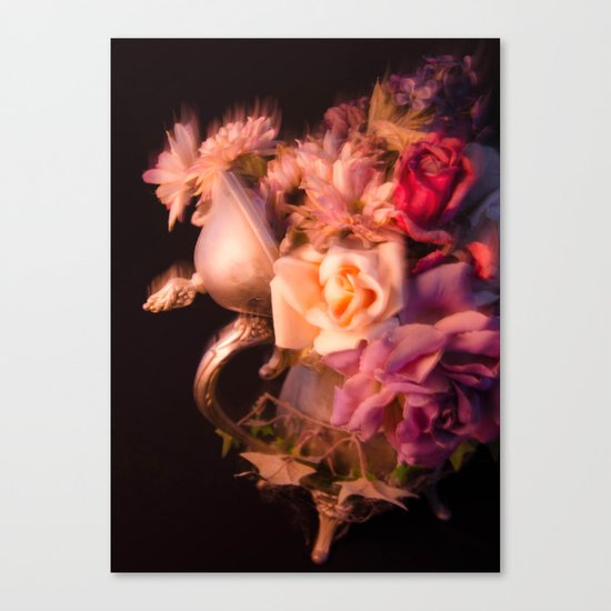 A Happy Accident Canvas Print