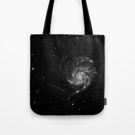 Galaxy Space Stars Universe | Comforter Tote Bag