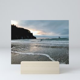 Pacific Ocean Dreaming Mini Art Print