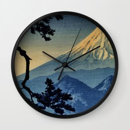 Seeing Far Within at Yonu Wall Clock