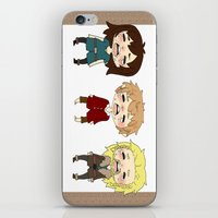kili iPhone & iPod Skins featuring kili cry by Selis Starlight