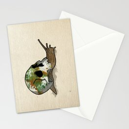 Slow Death Stationery Cards