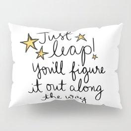 Just Leap Pillow Sham