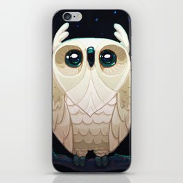 Starla the Owl iPhone Skin