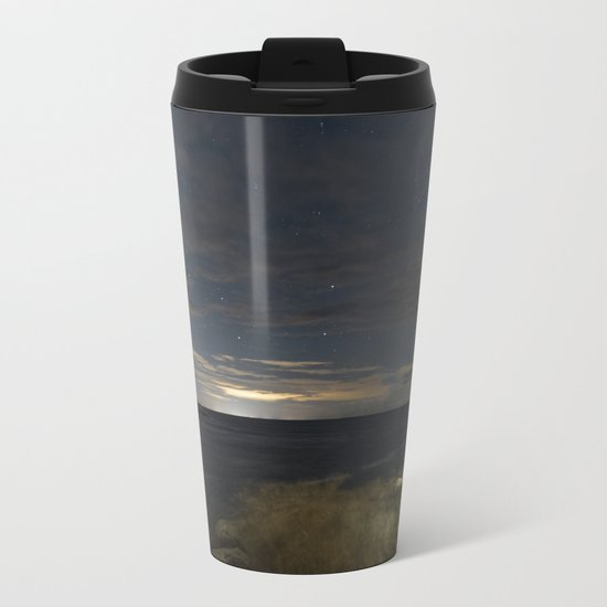 Big Dipper at Folly Cove Metal Travel Mug