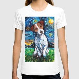 Jack Russel Terrier Night T-shirt