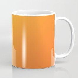 Yellow and Orange Gradient Coffee Mug