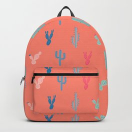Cool cactus Backpack