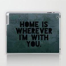 With You II Laptop & iPad Skin
