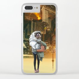 Lost in Toronto Clear iPhone Case