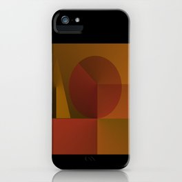 geometrie iPhone Case