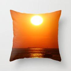 Summer Everlasting Throw Pillow