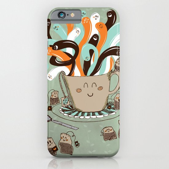 Tea Time iPhone & iPod Case