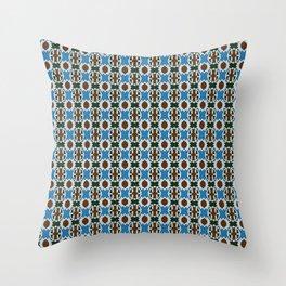 Patta Pattern Throw Pillow