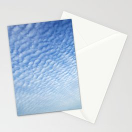 Cirrocumulus Clouds 1 Stationery Cards