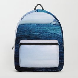 Sailing Ship on the Sea Backpack