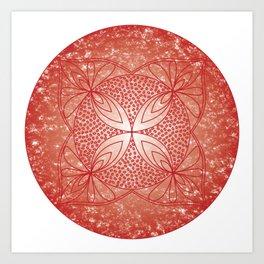 The Root Chakra Art Print