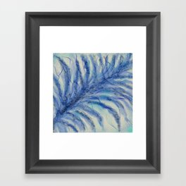 False Creation Framed Art Print